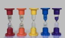 Часы песочные,ЧПН- 2 мин, стеклянные