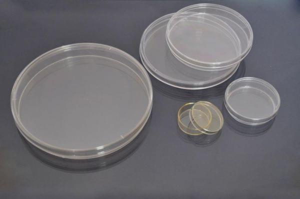 Чашка Петри,90 мм,ПС, стерильные