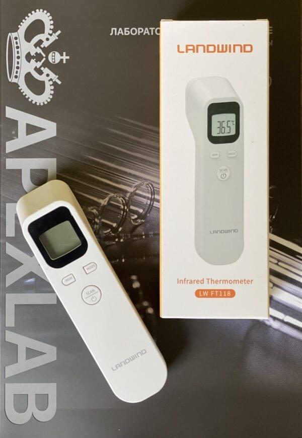Бесконтактный инфракрасный термометр LWFT 118