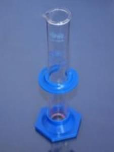 Цилиндры мерные на пластиковом основании