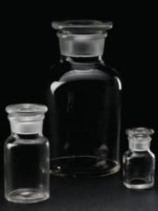 Склянки, широкое горло (светлые, темные, ISO 9002)