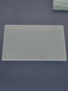 Стекло матовое для замешивания 95×70×4 мм